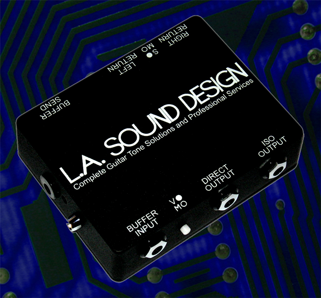 L A  Sound Design   Complete guitar tone solutions and